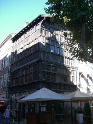 Wooden Hause i Macon