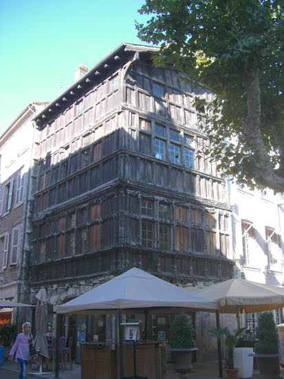 Wooden House i Macon