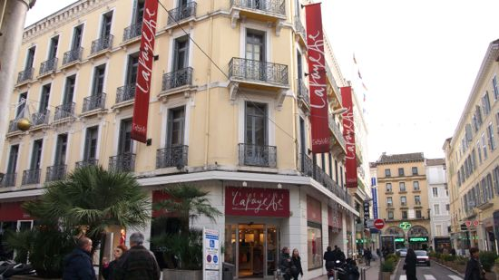 Stormagasinet Galeries Lafayette